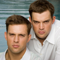 Bob and Mike Bryan